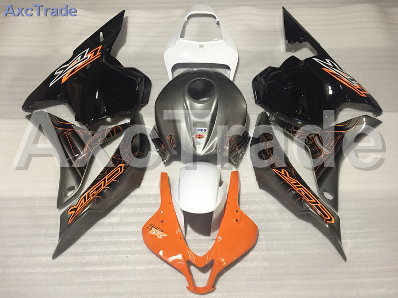 Motorcycle Fairings For Honda CBR600RR CBR600 CBR 600 RR 2009 2010 2011 2012 F5 ABS Plastic Injection Fairing Bodywork Kit Black for honda cbr600rr 2007 2008 2009 2010 2011 2012 motorbike seat cover cbr 600 rr motorcycle red fairing rear sear cowl cover