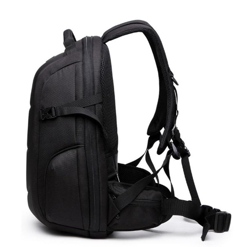 OZUKO 2017 nouveauté hommes sac à dos 15.6 pouces cahier sacs Oxford étanche Anti vol adolescents hommes étudiant Fallow sac d'école-in Sacs à dos from Baggages et sacs    3