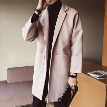 Long Trench Coat Men Jacket 2017 Winter Jackets Especially Cheap Short Autumn Nylon Coats Capes For Dimensioners Masculino f35 iphone 6