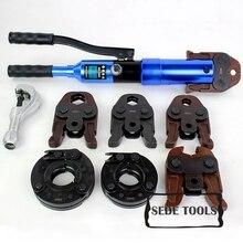 Гидравлические Pex обжимные инструменты для труб с VAU15-50mm специально для Австралии из нержавеющей стали и меди