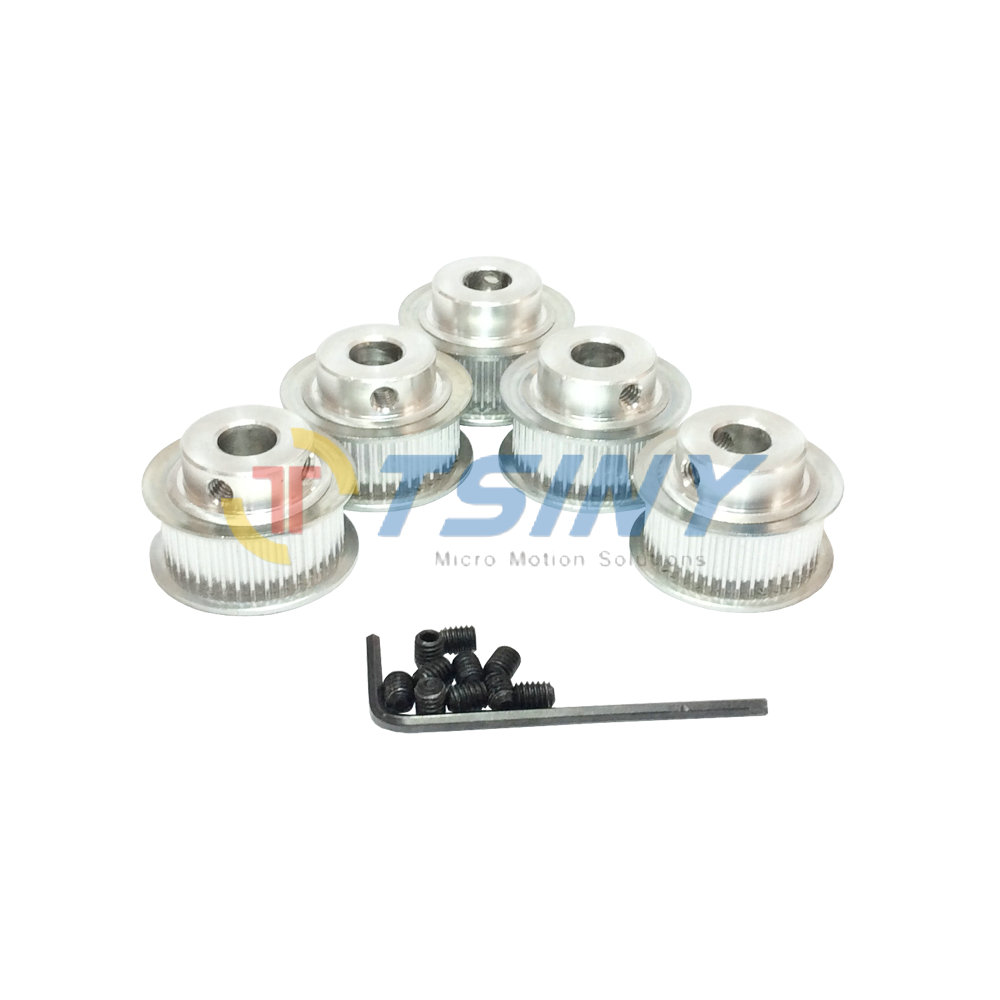 Aliexpress.com : Buy 5 pcs 40Teeth 2GT Aluminium Timing
