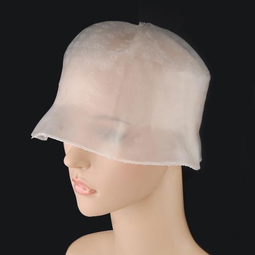 YOST Professional Streaking Highlighting Hat Hairdressing Colourants Reusable + Hook