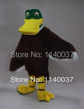 mascot Mallard Duck Mascot Costume custom fancy costume anime cosplay kits mascotte theme fancy dress carnival