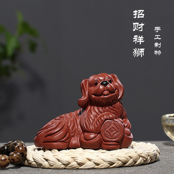 Tea Favorite Agent Pure Manual Recruitment Xiangshi Wholesale Trumpet Decoration Factory One Delivery of Sand in Rain