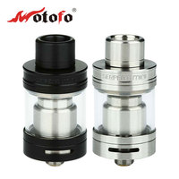 Original WOTOFO SERPENT Mini RTA Atomizer 3ml Capacity Tank With Easy Top Filling Dual Adjustable Airflow