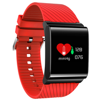 BANGWEI Waterppoorf Smart Bracelet With Heart Rate Blood Pressure Weather Forecast Remind Fitness Wristband Support Dropshipping