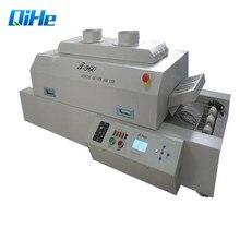 Qihe Авторизованная PUHUI T-960 светодиодная паяльная машина мини SMT печь оплавления T960 инфракрасный IC НАГРЕВАТЕЛЬ BGA SMD Rework Sation T 960