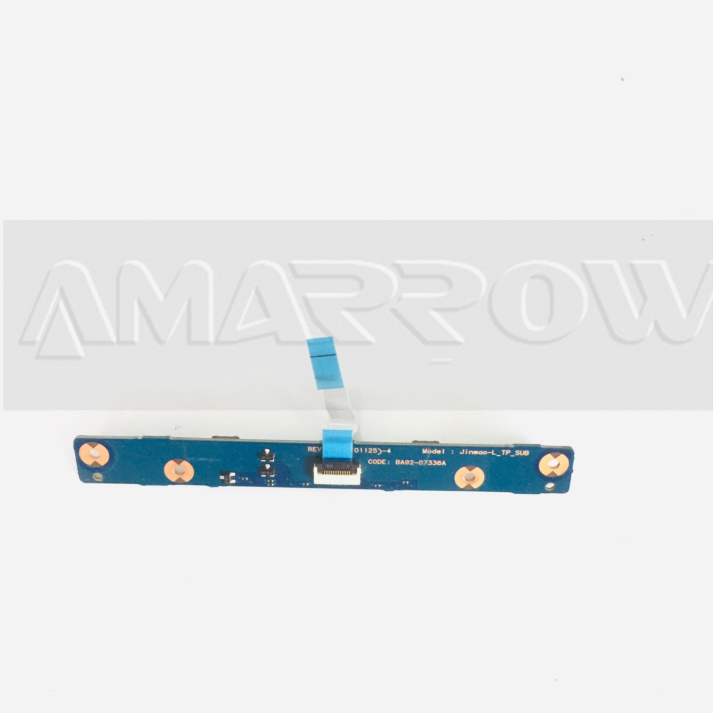 Original For Samsung RV720 RV711 RV511 RV512 RV513 RV515 RV520 Mouse Button Board Left And Right Button Board BA92-07336A