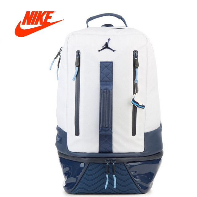 67703e64fb64 Original New Arrival Authentic Nike Air Jordan 11 BackPack AJ11 School Bag  High Capacity Good Quality Sports Bags 9A1971-001