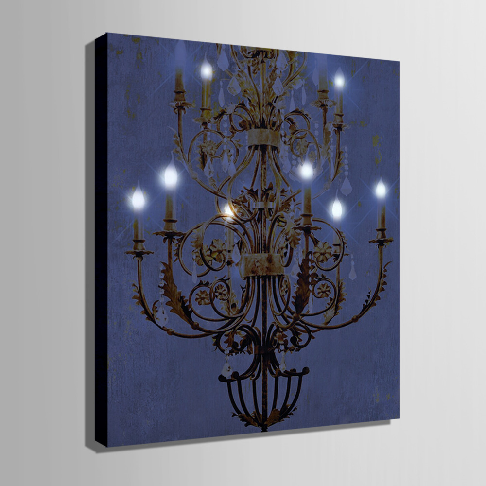 ihd free studio shipping wall home in art product framed canvas decor overstock blue chandelier garden portfolio today