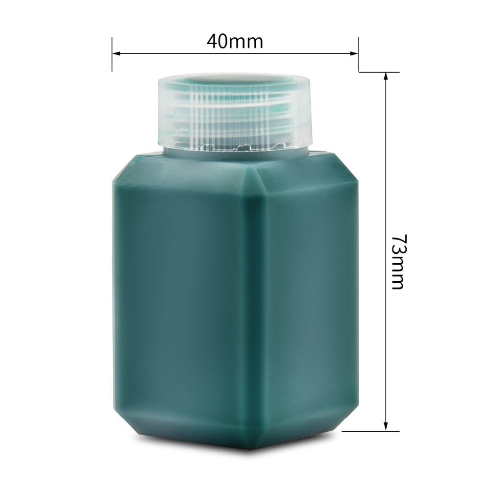 Image 5 - WNB 100g Green Oil UV Solder Mask BGA PCB Paint Prevent Corrosive Arcing Soldering Paste Flux Ink Soft Nylon Brush USB LED Light-in Welding Fluxes from Tools