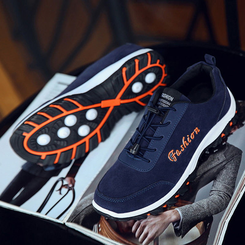 2018 LOTTIEHOLLY Brand New Spring Autumn Men Casual Sneakers Men - Men's Shoes - Photo 3
