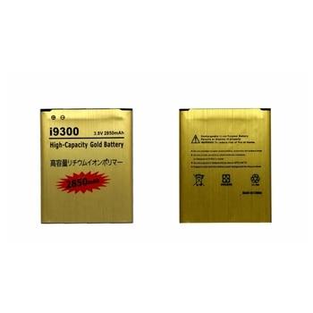 Batería EB-L1G6LLU de teléfono para Samsung Galaxy S3 i9300 i9128E i9301 i9118 i9182, baterías recargables internas de iones de litio