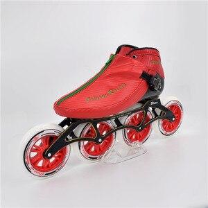 Image 3 - CITYRUN Champion 4 roues pour course de piste, pour compétition, patins de vitesses en ligne, 4x110mm, 4x100mm, 4x90mm, roue 110mm 100mm
