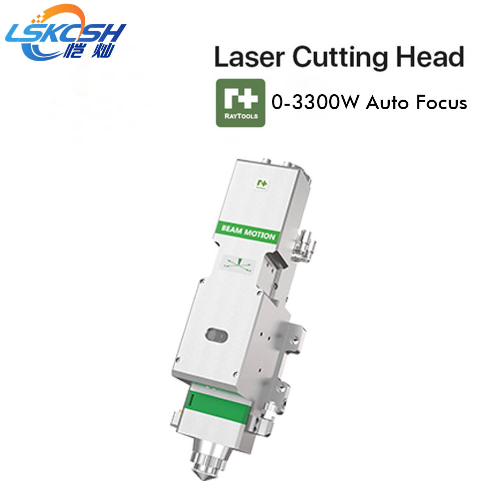 LSKCSH Raytools BM111 0 3300W Auto Focusing Fiber Laser Head for Metal Cutting Professional supplier for Laser spare parts