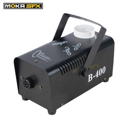 400 w Mini maszyna mgła/maszyna do dymu bezprzewodowy zdalny mgła maszyna DJ mgła maszyna do dymu