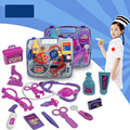 New Baby toys Doctor Play sets Simulation Medicine Box Doctor Toys Stethoscope Injections Children gifts
