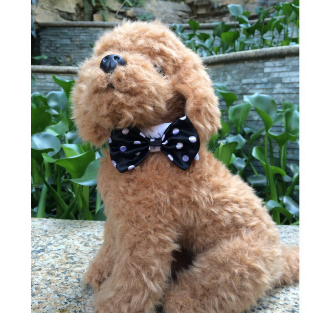 Pet Products Cats Dog Tie Wedding Accessories Dogs Bow Collar Decoration