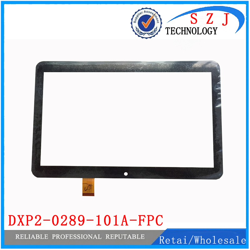 New 10.1'' inch Capacitive Touch Screen Panel DXP2-0289-101A-FPC glass screen 51pin DXP2-0289-101A-FPS Free Shipping 10pcs/lot pws5610s s 5 7 inch hitech hmi touch screen panel pws5610s s human machine interface new in box fast shipping