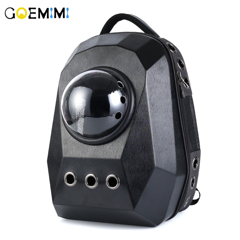 New Arrival Pet Cat Backpack Space Capsule Astronaut Carrierl Breathable Bubble Window for Kitty Puppy outdoor Carrier new style school bags for boys
