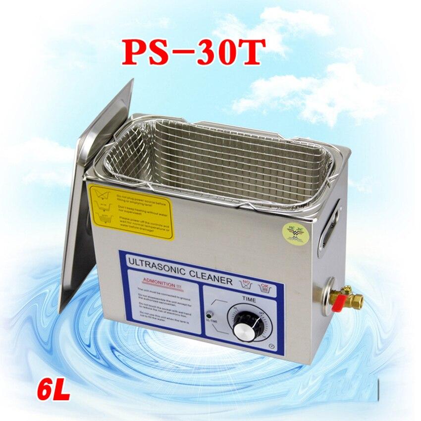 1 шт. 110 В/220 В PS 30T 180W6L ультразвуковая чистка машины схема части лаборатория cleaner/электронные продукты и т. д.