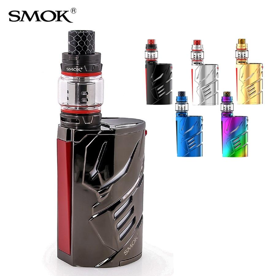 SMOK origine T-PRIV 3 Kit 8 ml TFV12 Prince Réservoir 300 W boîte de tc vaporisateur cigarette électronique KIT Avec Batterie et Écran