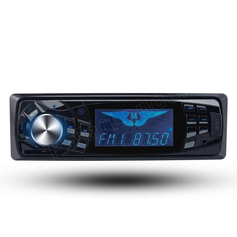 Électronique télécommande Bluetooth FM Aux entrée récepteur In-dash SD USB lecteur MP3 C-2786 1 Din Auto autoradio