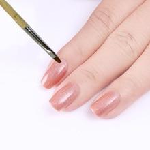 Для всех гель лак для ногтей бревна ногтей инструменты кисть для акриловых УФ-гель резьба ручка щетки картина художник расширения жидкости порошок