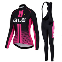 2016 Long Sleeve Men Cycling Jersey ALE Bike Sports Spring and Autumn Ropa Ciclismo Maillot Roupa