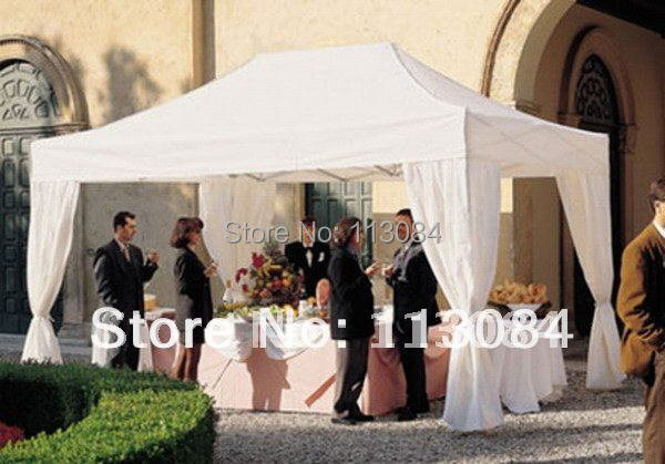 Beautiful 4mx6m professional aluminum frame wedding gazebo party tent event marquee canopy with & Free Shipping! Beautiful 4mx6m professional aluminum frame wedding ...
