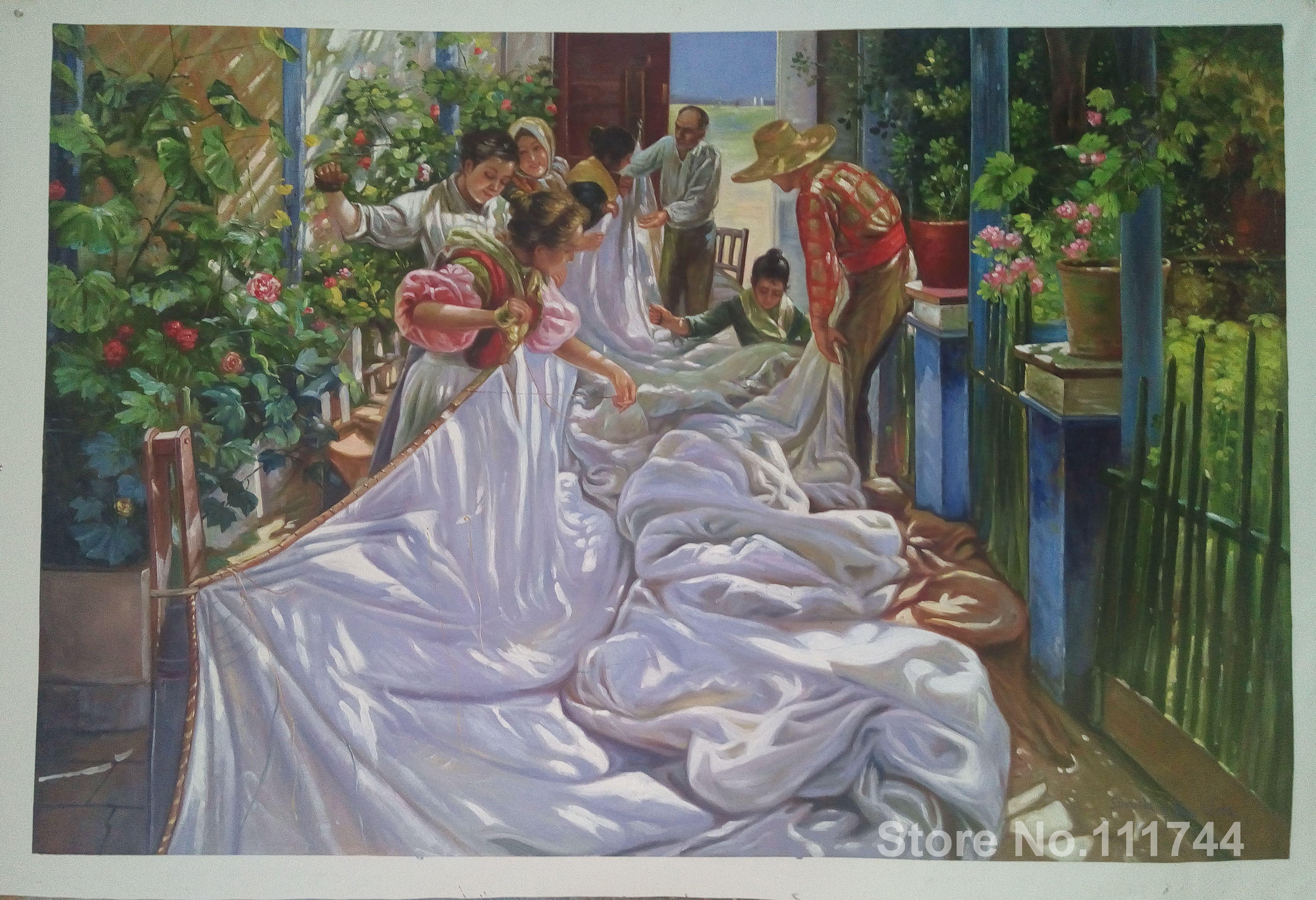 Famous Spanish Art Reviews Online Shopping Famous