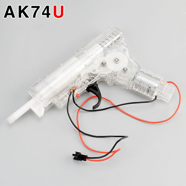 The replacement gear boxes for M4 Kriss Vectors P90 Automatic Gel Ball toy Gun Water Bullet toy guns
