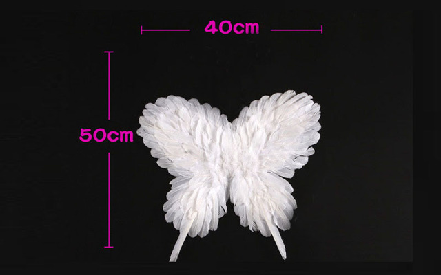 Baby Feather Fairy Wings
