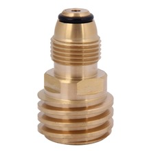 MENSI Propane Gas Cylinder Tank Refill Adapter QCC1 Type US Standard Thread 1-20UNEF Botter Refilling Connector