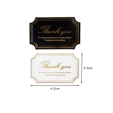 etiqueta da etiqueta de papel scrapbooking adesivos ouro para presente diy