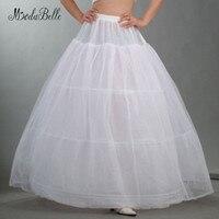 2016 Ball Gown Wedding Bridal Petticoats 3 Hoop Women Underskirt Girls Hoop Petticoats For Wedding Dress
