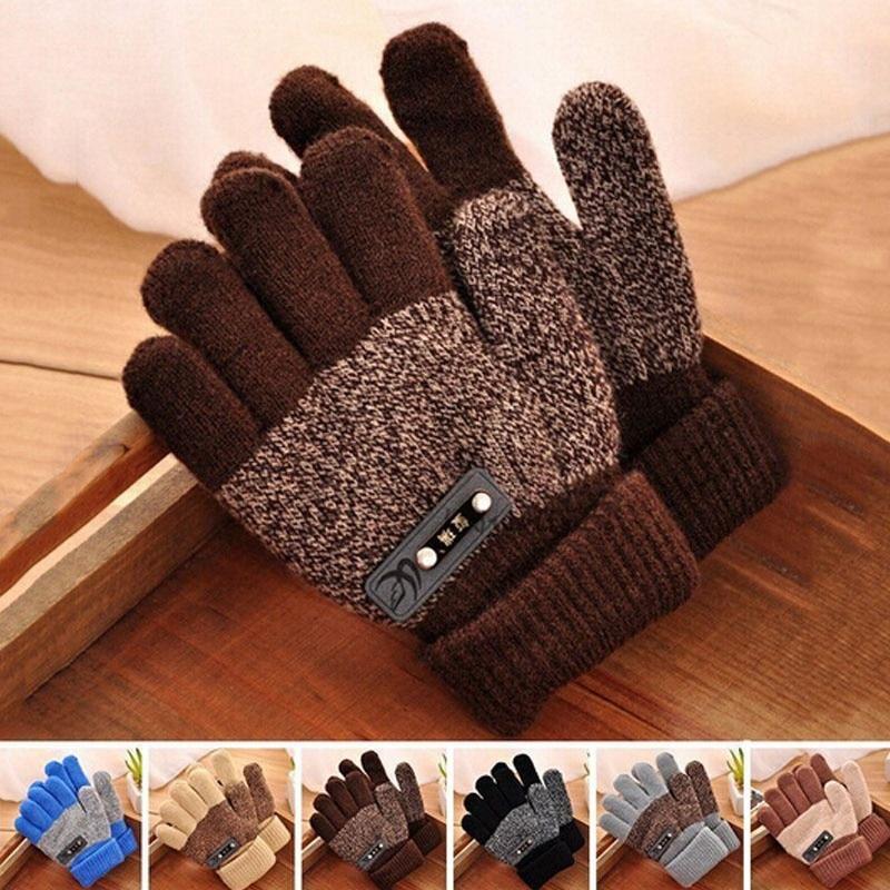 Jungen Kleidung Handschuhe Für Kinder Ausgesetzt Handschuhe Winter Warmer Halbe Fingerhandschuhe Einfach Zu Schreiben Handwärmer Handschuhe C6131