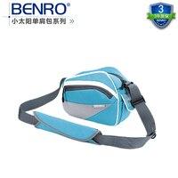 Güneşli Benro cennet 20 minisun bir omuz kamera çantası taşınabilir slr kamera çantası chromophous
