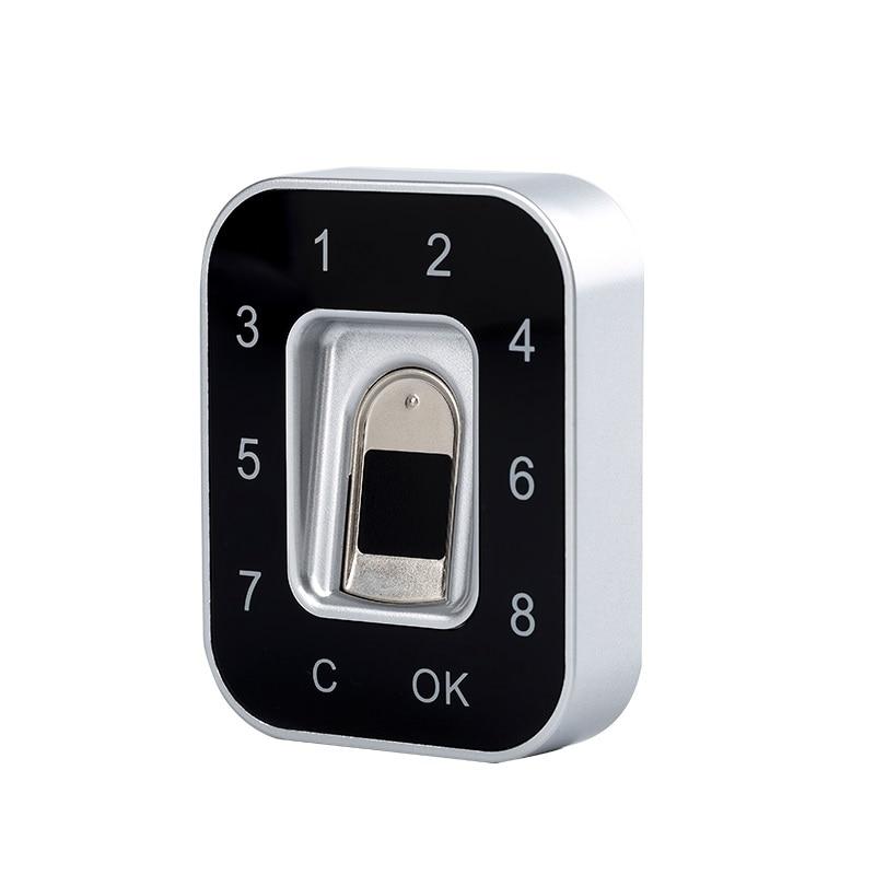 GROW G12 2018 New Design Password Fingerprint Electric Cabinet Lock For Office Home BankGROW G12 2018 New Design Password Fingerprint Electric Cabinet Lock For Office Home Bank