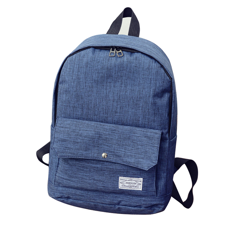 2018 Fashion Simple Backpacks Woman Large Capacity Canvas Travel Men School Bags Practical College Wind Unisex Casual Backpack large capacity backpack laptop luggage travel school bags unisex men women canvas backpacks high quality casual rucksack purse