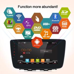 Android For Suzuki Baleno 2017 car dvd g