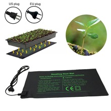 hot deal buy plant seedling heat mat seed germination propagation clone starter pad vegetable flower garden tools supplies greenhouse 52x24cm