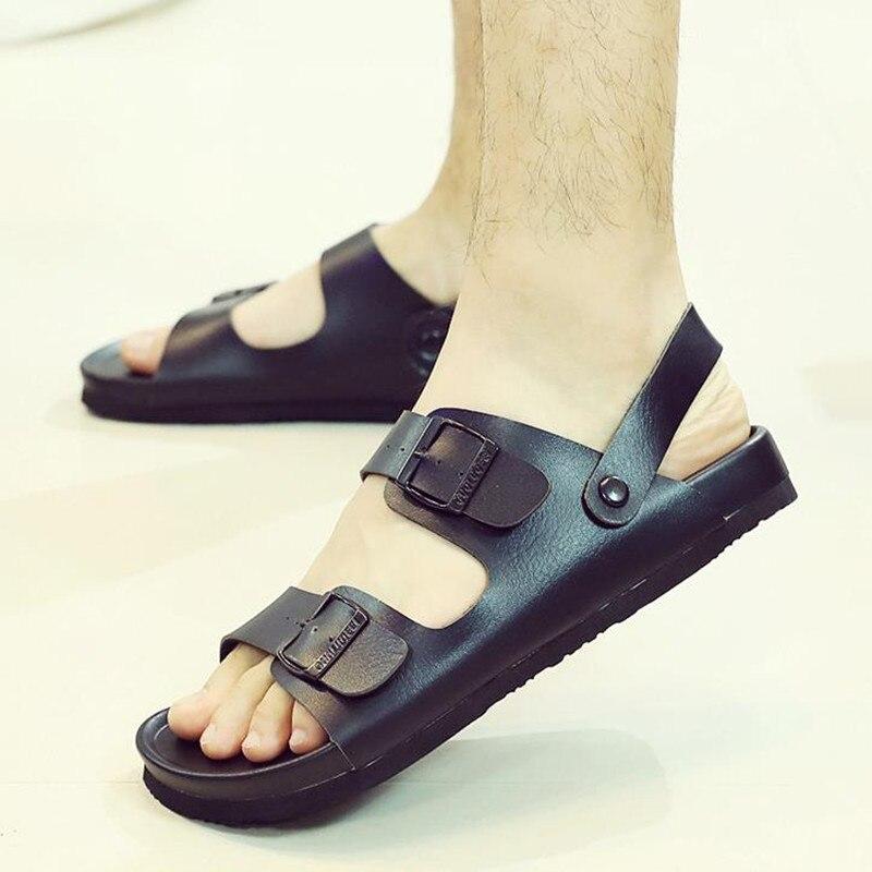 Tamaño Doble Verano Casual Sandalias Playa Corcho Moda Nueva Zapatos OZiTXPuk