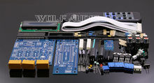 HLJ DIY KIT CS3310 Remote Audio Preamp kit DIY Vorverstärker 3 weg audio eingang