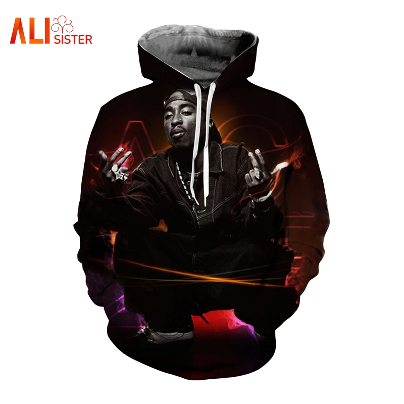 Top 10 Largest Tupac Pullover Hoodie Brands And Get Free Shipping