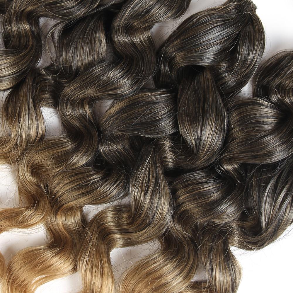 X-TRESS Φυσικά Χωριάτικα Μαλλιά Μαλλιών - Συνθετικά μαλλιά - Φωτογραφία 3