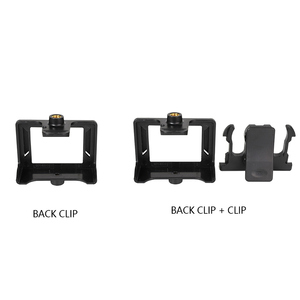 Image 5 - Action Mount Portable Photo Accessories Camera Backpack Clip Frame Case Durable Protective Sport Practical For SJ4000 SJ9000