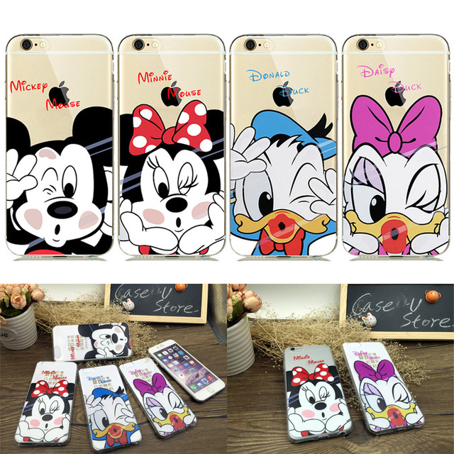 minnie coque iphone 8