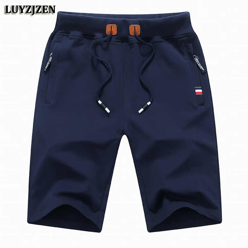 New Fashion Men Shorts Summer Brand Casual Shorts Men Cotton Homme Stylish Casual Beach Shorts Men Short Pants High Quality 601