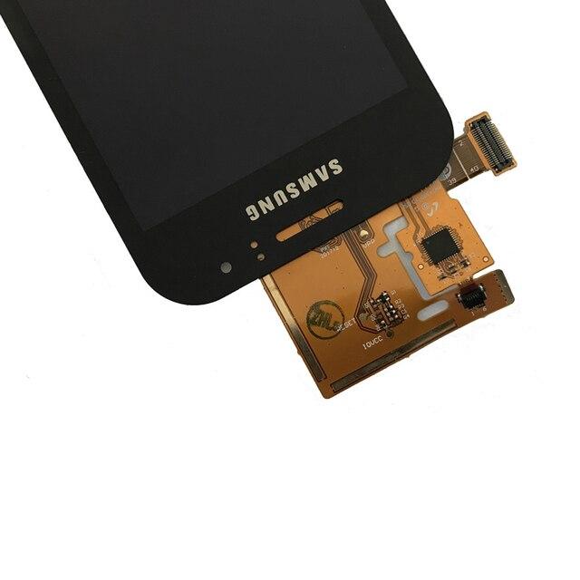 100% test Pour Samsung Galaxy J1 Ace J110 SM-J110F J110H J110FM Écran lcd Avec Écran Tactile Digitizer Assemblée Peut pas ajuster 2